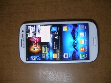 تلفون سامسونج جلاكسي S3 أبيض 16جيجا أمريكي سبرنت