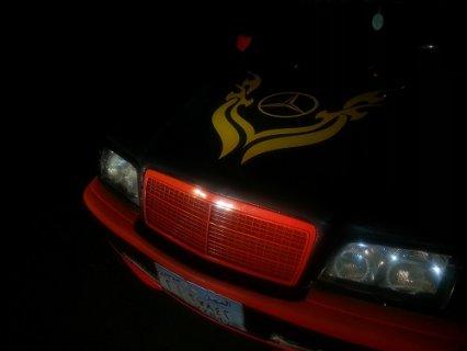 سياره مرسيديس بنز c220 بكس معدل رياضي