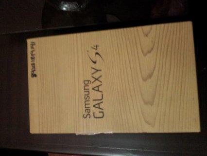 جهاز سامسونج جالاكسي اس4 اسبرينت جديد لم يستخدم ابدا و بسعر مناف