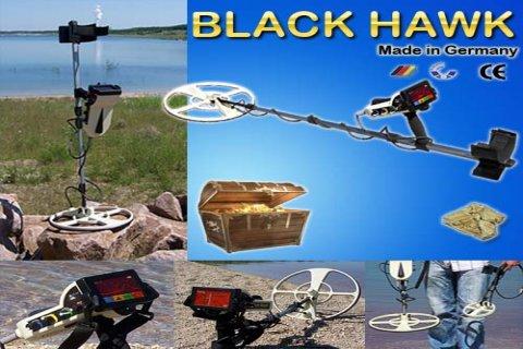 """جهاز""""BLACK HAWK"""" للمنقبين للكشف عن الذهب و المعادن"""