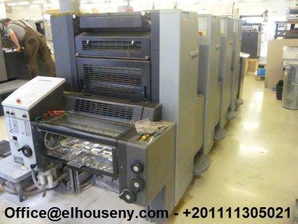 ماكينة Heidelberg SM 52-4