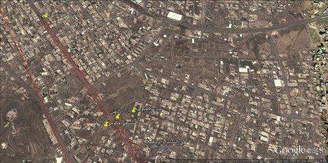 ارض سبع لبن في بيت بوس على شارع 32 م موقع مميز للغاية