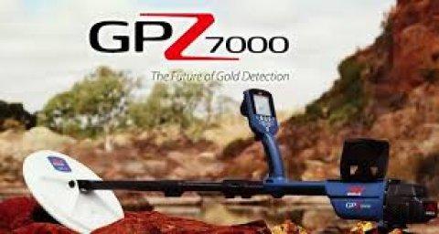 GPZ7000 جهاز الأقوى في كشف الذهب من مملكة الأكتشاف