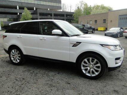 2014 Range Rover Sport 3.0