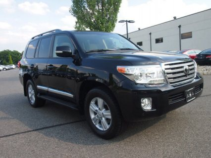 Toyota Land Cruiser On Sales 2013