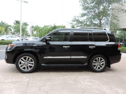 2014 LEXUS LX 570 FOR SALE