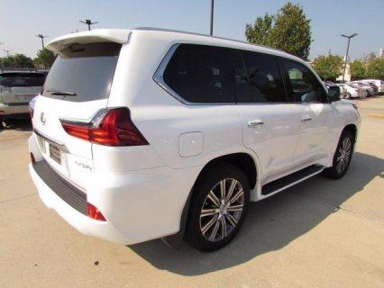 For sale USED 2016 Lexus LX 570 SUV WhatsApp.+2349077733480