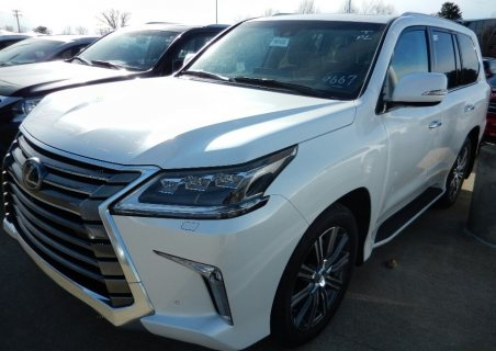 Lexus LX 570 2017 For Sale, WhatApp +2349092626612
