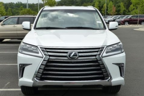 Used Lexus Lx570 2016 Model for sale/ WhatApp +2349092626612