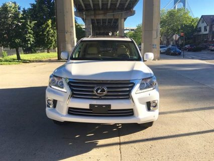 Lexus LX 570 2014  For Sale /WhatApp +2349092626612