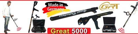 great 5000 ||جهاز كشف الذهب جريت 5000
