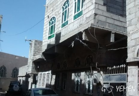 عرطه / ثلاثه دور مسلح 5 شقق ب 20 مليون