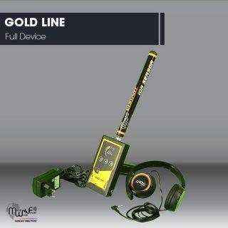 GOLD LINE افضل الاجهزة المتطورة للكشف عن الذهب