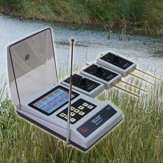 BR 800 P جهاز عالمي في كشف الذهب والمعادن ومياه الأبار