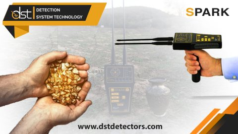 اصغر وافضل جهاز كشف الذهب والمعادن سبارك