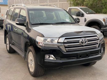 2020Toyota land cruiser for sale in good condition