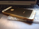New Apple iPhone 5s 64GB Unlocked 24 Karat Gold