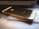 New Apple iPhone 5s 64GB Unlocked 24 Karat Gold