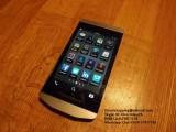 للبيع:Blackberry Porsche Design P9982 Unlocked - Silver - Gold