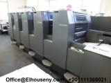 ماكينة HEIDELBERG SM 52-5-P2 مستعملة