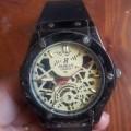 ساعة HUBLOT geneve اصلية و قديمة للبيع